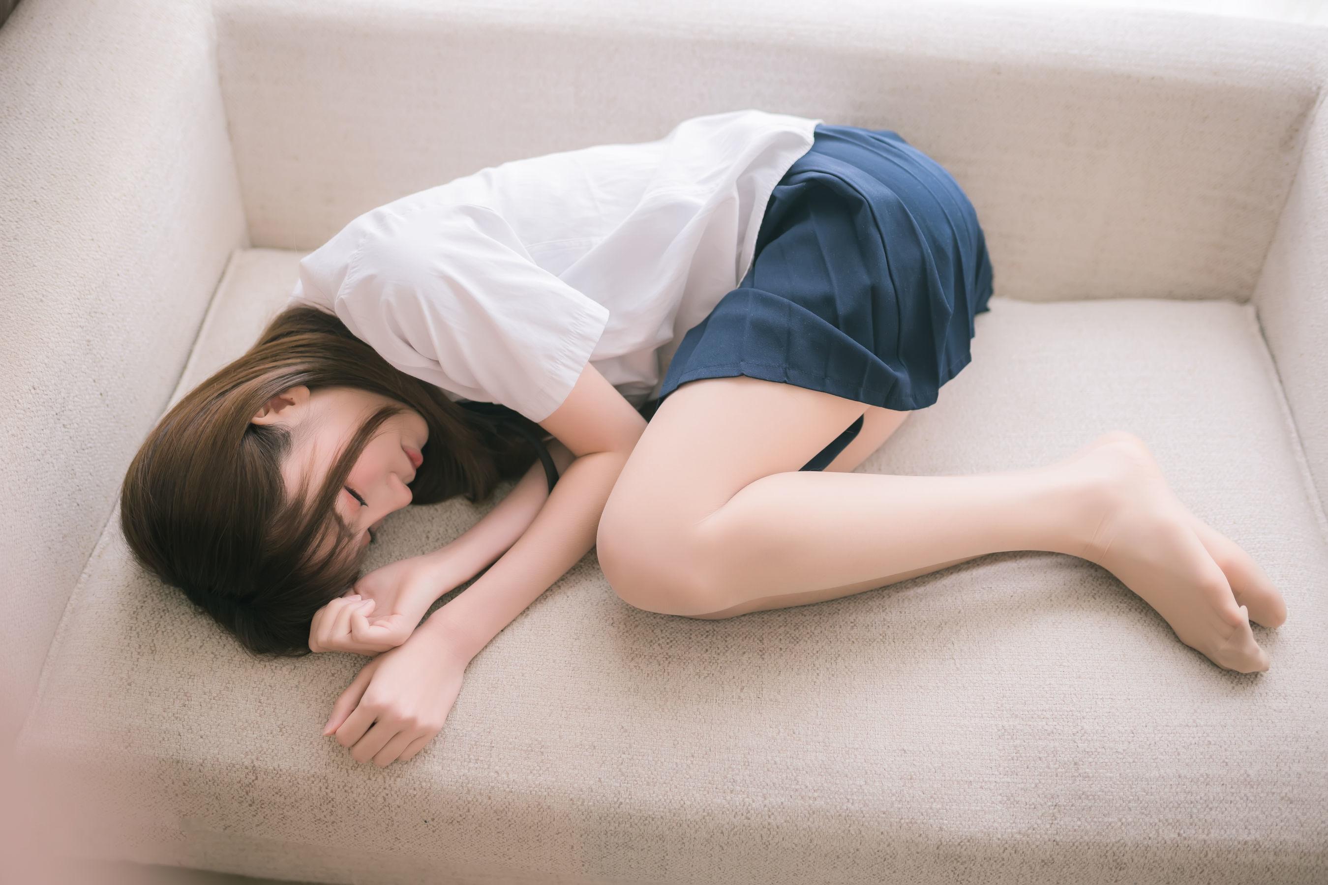 Kitaro_绮太郎 - JK小姐姐 写真 ...